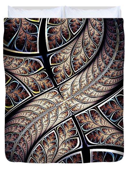Apophis Duvet Cover by Anastasiya Malakhova