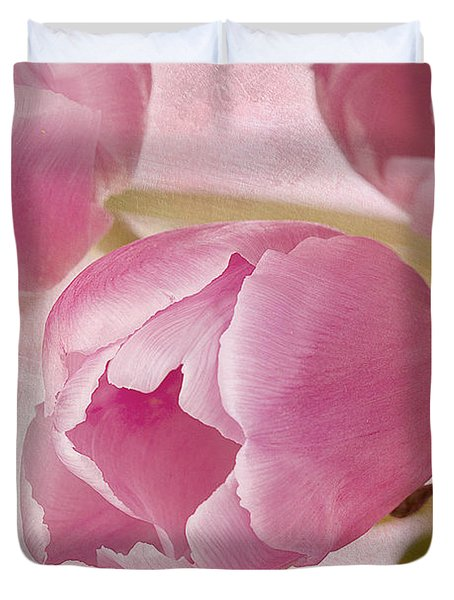 Aroma D'amor Duvet Cover by A New Focus Photography