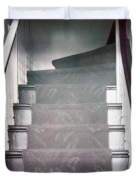 Ascend Duvet Cover by Margie Hurwich