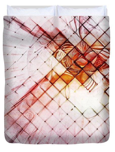 Atrium Duvet Cover by Scott Norris