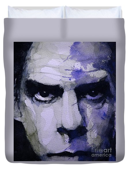 Bad Seed Duvet Cover by Paul Lovering