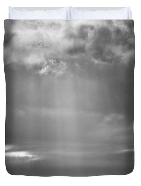 Bay Light Duvet Cover by Dave Bowman
