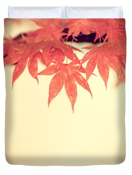 Beautiful Fall Duvet Cover by Hannes Cmarits