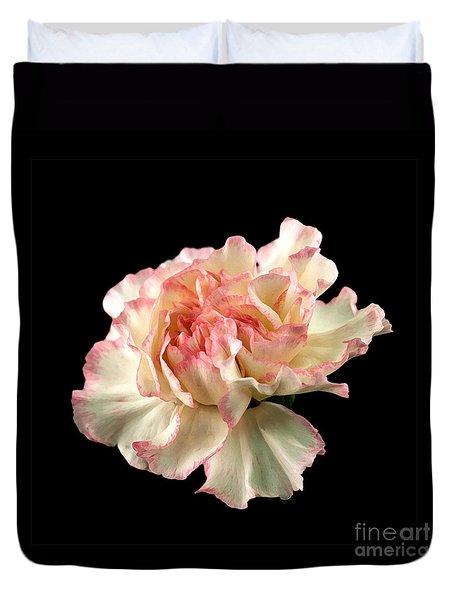Beauty Duvet Cover by Liz  Alderdice