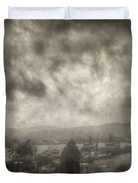 Before Storm Duvet Cover by Taylan Soyturk