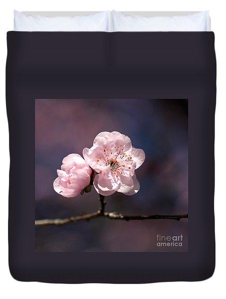 Blossom Duvet Cover by Joy Watson
