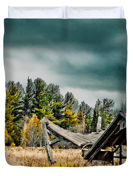 Blown Away Duvet Cover by Maggy Marsh