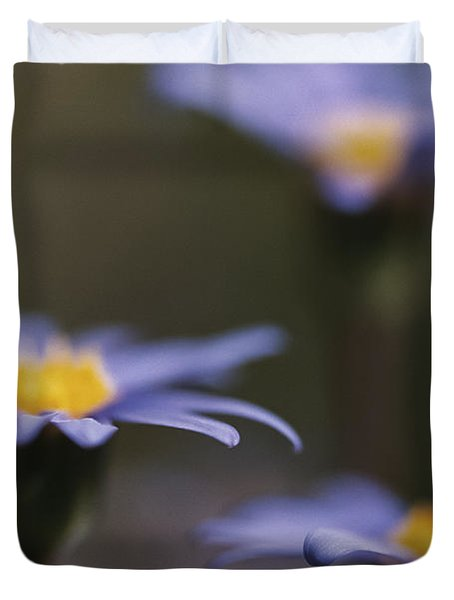 Blue Haze Duvet Cover by Caitlyn  Grasso