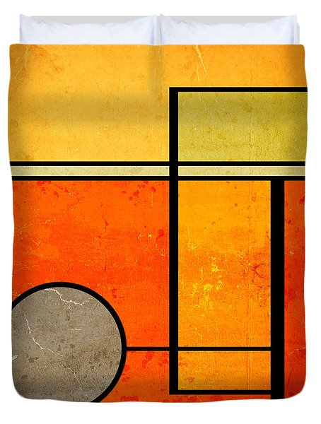 Bold Assumptions Duvet Cover by Richard Rizzo