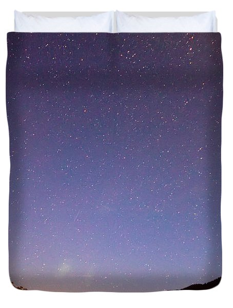 Bonanza Sky Duvet Cover by James BO  Insogna