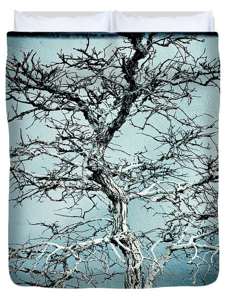 Bonsai Duvet Cover by Gary Heller
