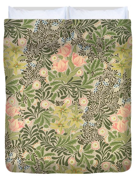 Bower Design Duvet Cover by William Morris