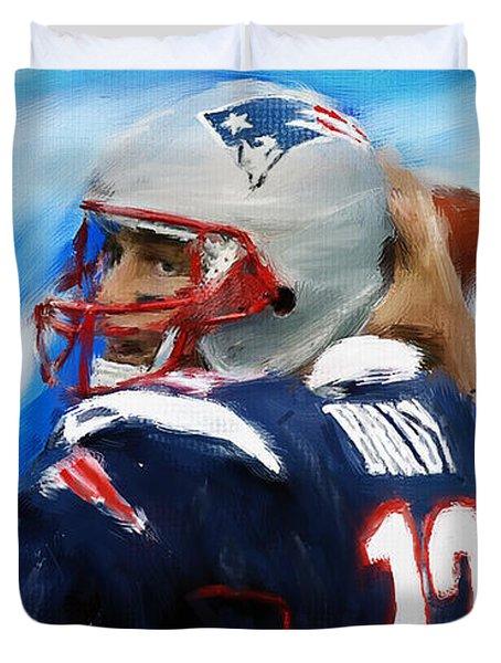 Brady Duvet Cover by Lourry Legarde