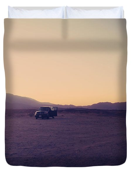 Breakdown Duvet Cover by Laurie Search