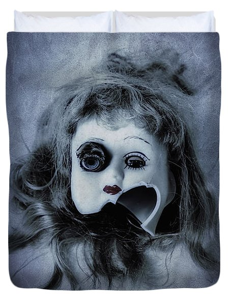 Broken Head Duvet Cover by Joana Kruse