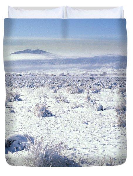 Brrrr 1021 Duvet Cover by Brent L Ander