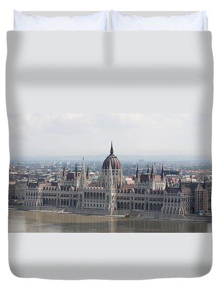 Budapest Duvet Cover by Gary Grayson