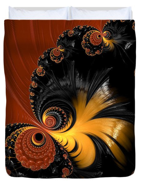 Butterfly Duvet Cover by Heidi Smith