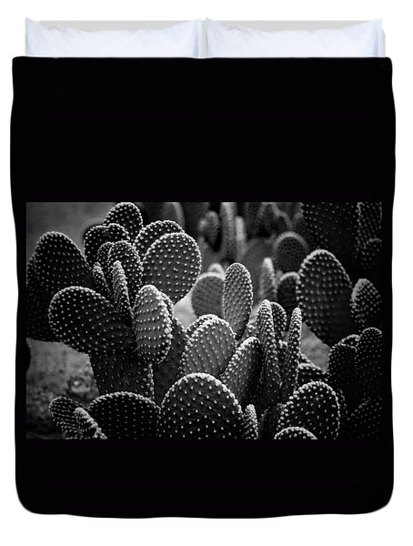 Cactus 5252 Duvet Cover by Timothy Bischoff