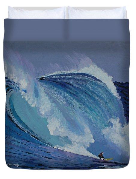 California Duvet Cover by Chikako Hashimoto Lichnowsky