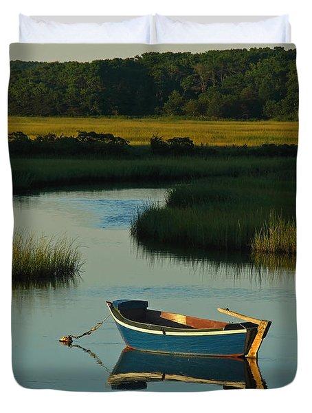 Cape Cod Quietude Duvet Cover by Juergen Roth