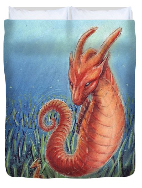 Capricorn Duvet Cover by Samantha Geernaert