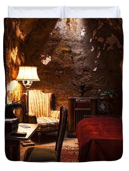 Captive Luxury Duvet Cover by Andrew Paranavitana