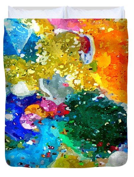 Celebration Duvet Cover by James Elmore