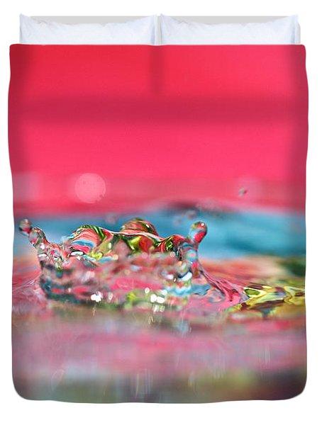 Celebration Duvet Cover by Lisa Knechtel