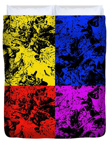Changing Seasons Duvet Cover by Aimee L Maher Photography and Art