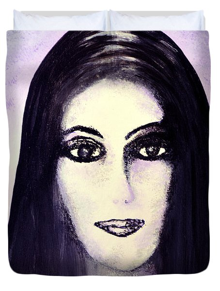 Cher Duvet Cover by Alys Caviness-Gober