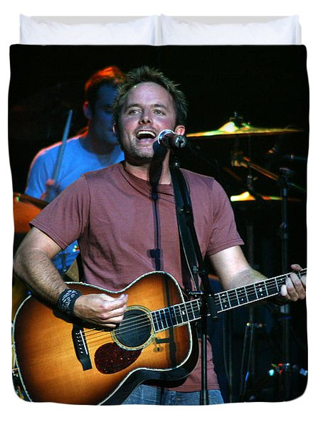 Chris Tomlin 8206 Duvet Cover by Gary Gingrich Galleries