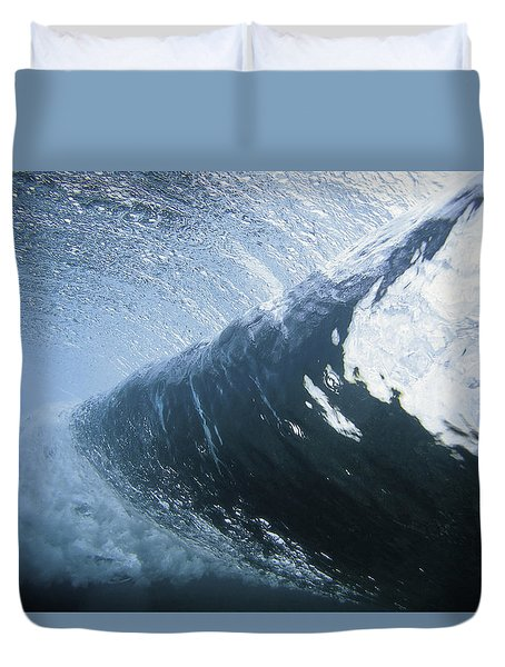 Cloud 9 Duvet Cover by Sean Davey