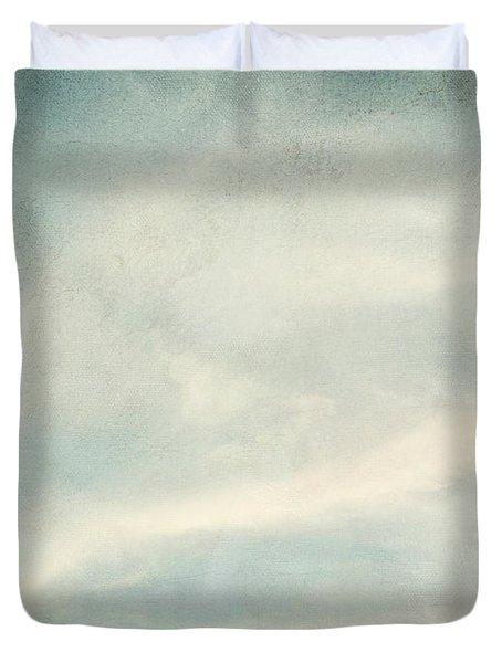 Cloud Series 6 of 6 Duvet Cover by Brett Pfister