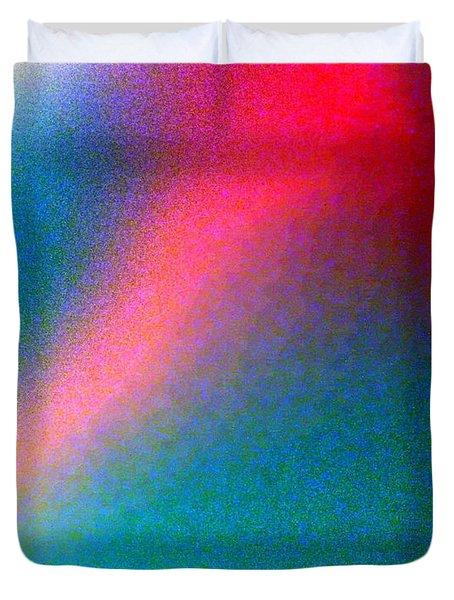 Cosmic Dust 1 Duvet Cover by Will Borden