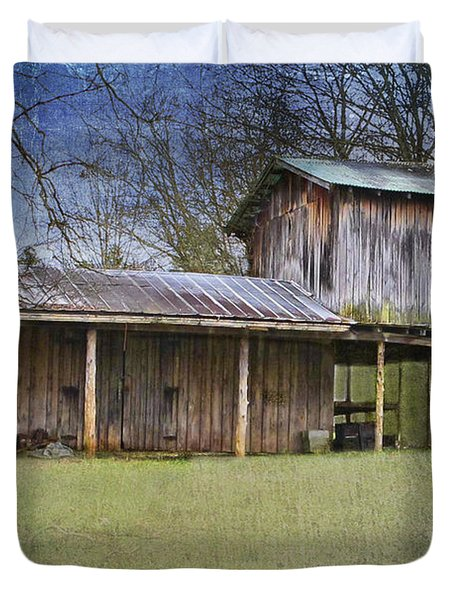 Country Life Duvet Cover by Betty LaRue