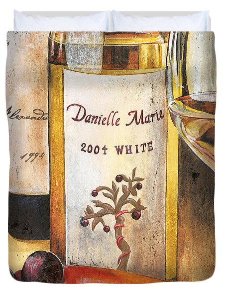 Danielle Marie 2004 Duvet Cover by Debbie DeWitt