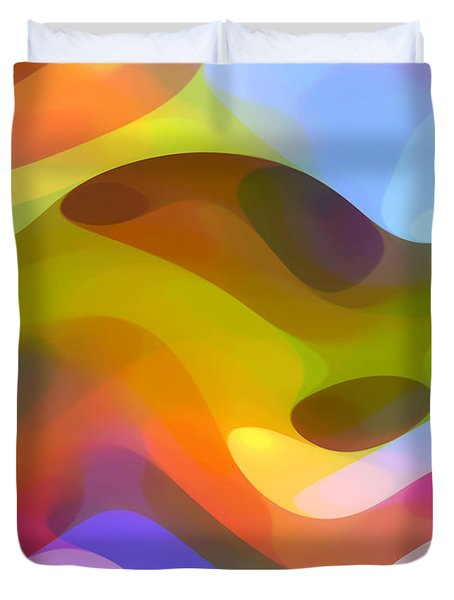Dappled Light 5 Duvet Cover by Amy Vangsgard