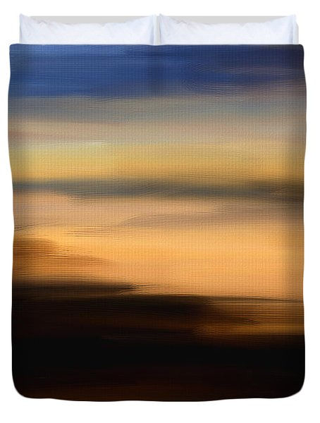 Darkness Dreams Duvet Cover by Lourry Legarde