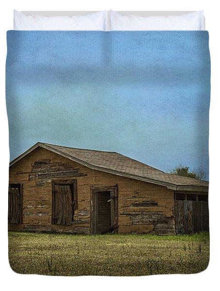 Days Gone By Duvet Cover by Kim Hojnacki