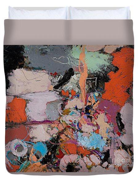 Deep Impulses Duvet Cover by Allan P Friedlander