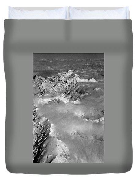Denali ... Duvet Cover by Juergen Weiss