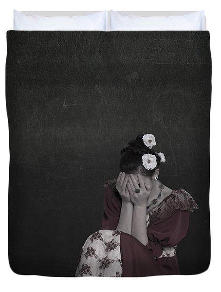 Desperate Duvet Cover by Joana Kruse