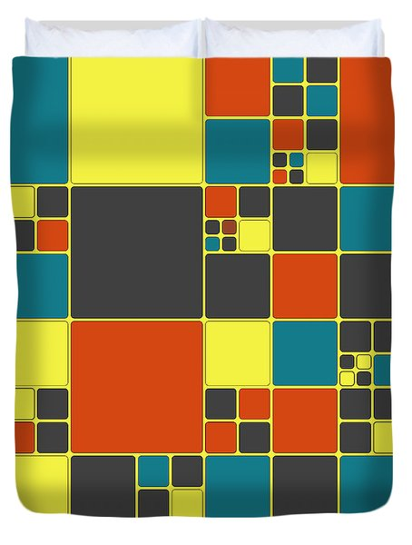 Dio - 561 -01a Duvet Cover by Variance Collections