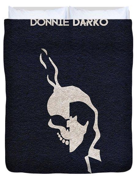 Donnie Darko Duvet Cover by Ayse Deniz