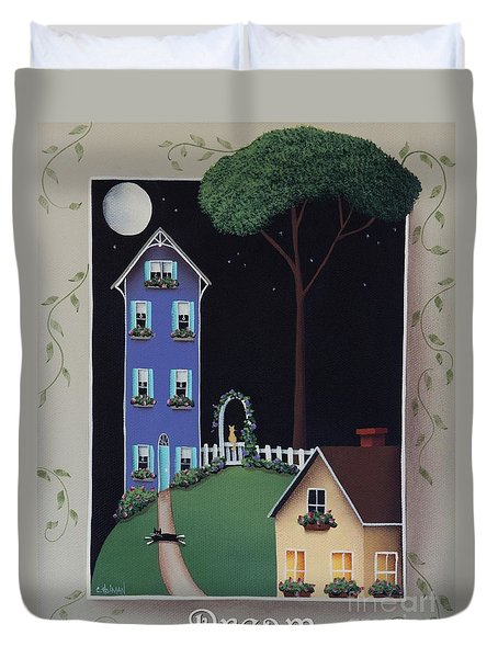 Dream Duvet Cover by Catherine Holman