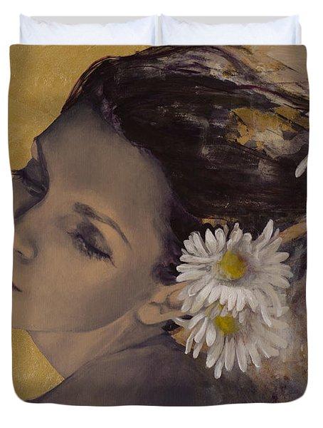 Dream Traveler Duvet Cover by Dorina  Costras