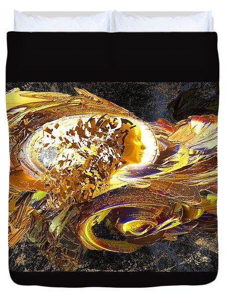 Dream Weaver Duvet Cover by Michael Durst