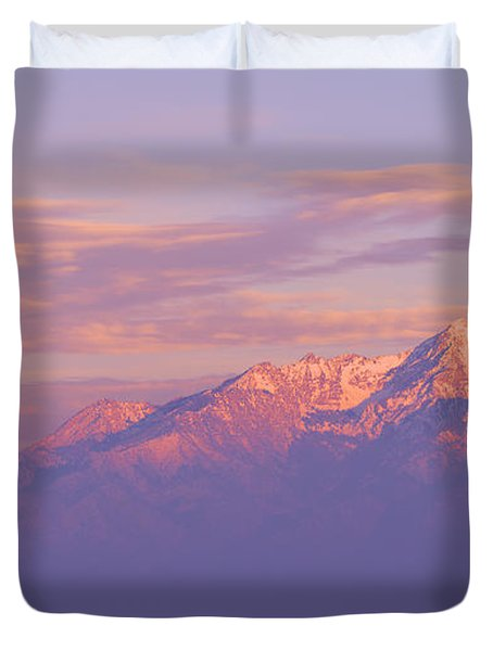 Dreams Duvet Cover by Chad Dutson