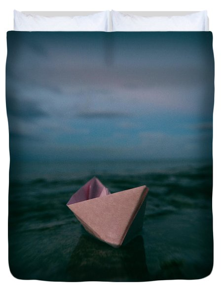 dreams Duvet Cover by Stylianos Kleanthous